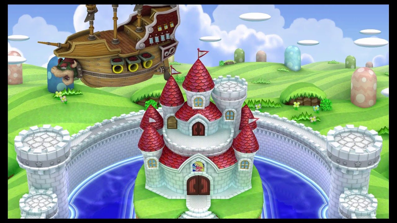 All Secret Exits And World Skips In New Super Mario Bros U Deluxe