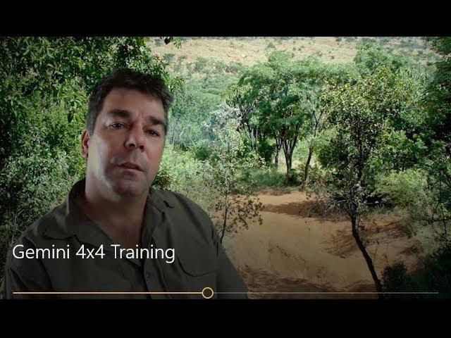 Gemini 4x4 Training - Introductory Video