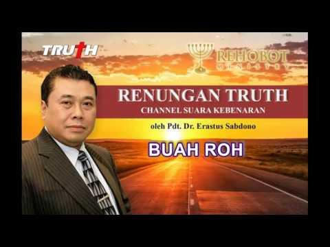 BUAH ROH | Renungan Harian 28 Jul 2017