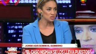 Intratables,La muerte del Fiscal Nisman,Viernes 23/01/15