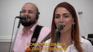 Ânimo - Pr. Silvio Novo (dom, 14-06-20)