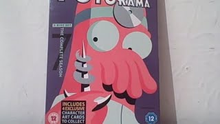 Futurama Season 7 DVD Boxset Review