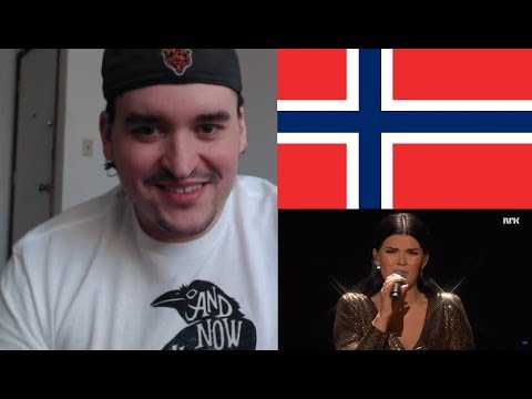 "Sloth Reacts Eurovision 2020 Norway Ulrikke ""Attention"" REACTION"