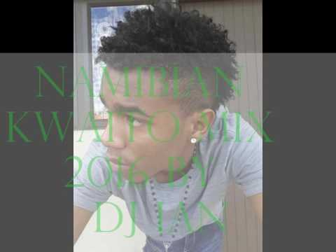 Namibian Kwaito Mix 2K16 by DJ IAN (A.K.A MDB)