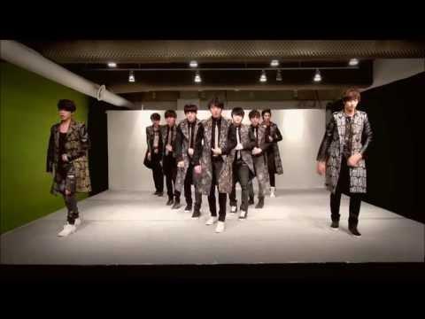 Seventeen show- 'Nuest-hello' dance [HD]