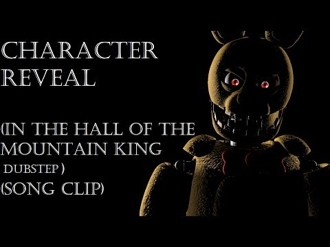 (SFM) Character Reveal (In The Hall Of The Mountain King Dubstep) (by BEZZINA) (Song Clip)
