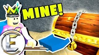 Robbing Players Hidden Treasure In Roblox (Treasure Hunt Simulator)