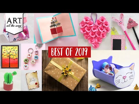 Best Of 2019 | Art And Crafts | DIY Crafts