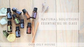 Essential Oil Diffuser 101