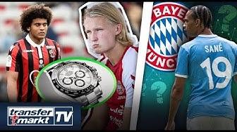Mitspieler klaut Nizzas Dolberg Luxus-Uhr – Bayern: So geht's weiter bei Sané | TRANSFERMARKT