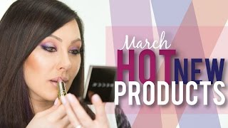 Hot NEW Beauty Products - March 2015 | Makeup Geek