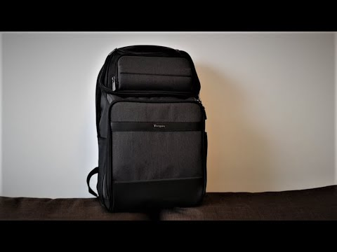 "Rucsacul imposibil de șifonat - Review Targus CitySmart 15.6"" - Professional Laptop Backpack"