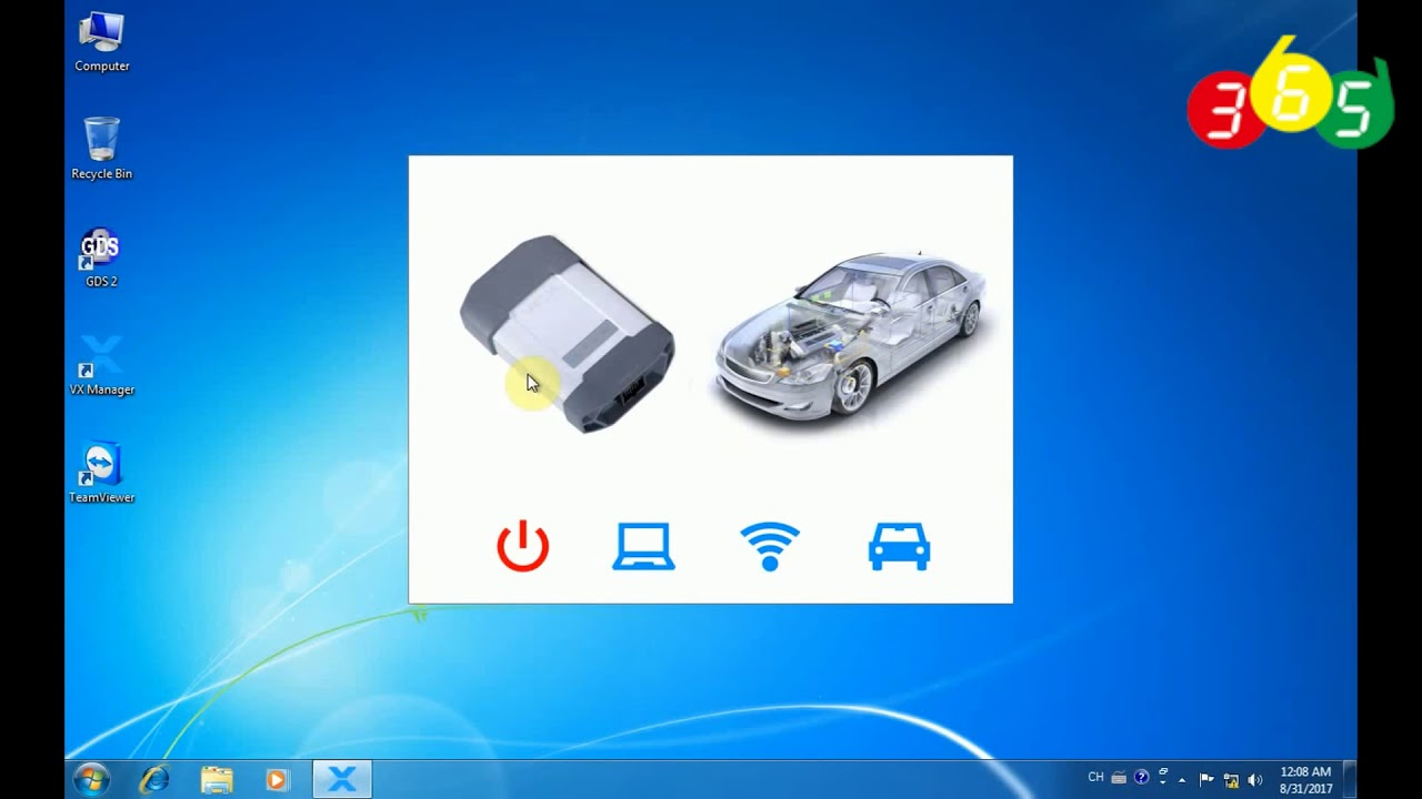 Repeat How to install GM GDS2 2018 for VXDIAG and GM MDI