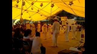 Ballet Folklórico Sor Juana estampa jarocha