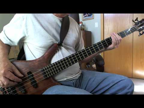 Doobie Brothers Listen to the Music  Greg Papaleo Bass Cover