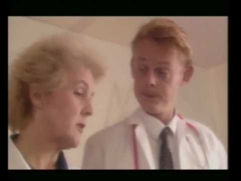 Martin Clunes and Stephanie Cole  Good Sex Guide