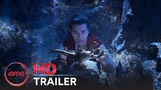 ALADDIN - Official Teaser Trailer (Mena Massoud, Naomi Scott, Will Smith) | AMC Theatres (2019)