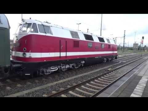 BR 118 770-7 (DR Deutsche Reichbahn) (mit Motostart) E774 Cranzahl nach Leipzig - Chemnitz Hbf.