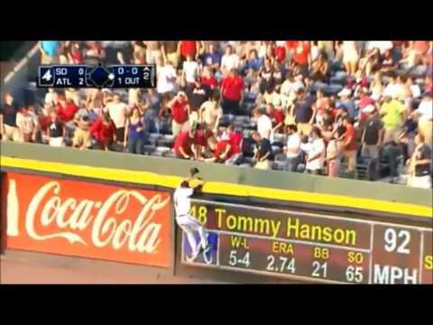 San Diego Padres  2011 Home Runs 91