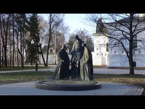 Муз. Александр Лесников. Ярославль. День на память. Конец ноября 2019 г.