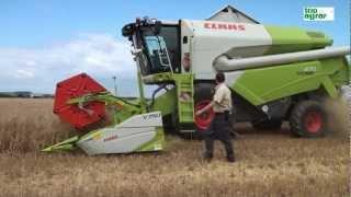 top agrar Systemvergleich: Ist der Rotor der bessere Schüttler?