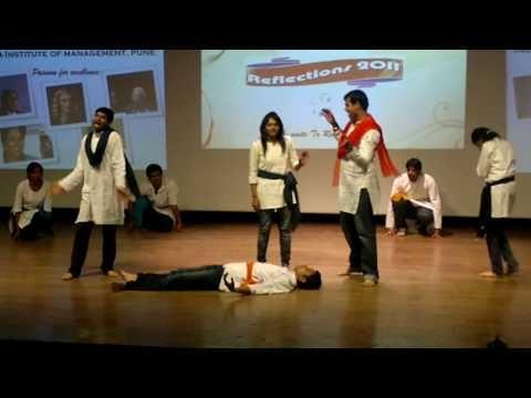 IIMP award winning street play 2011
