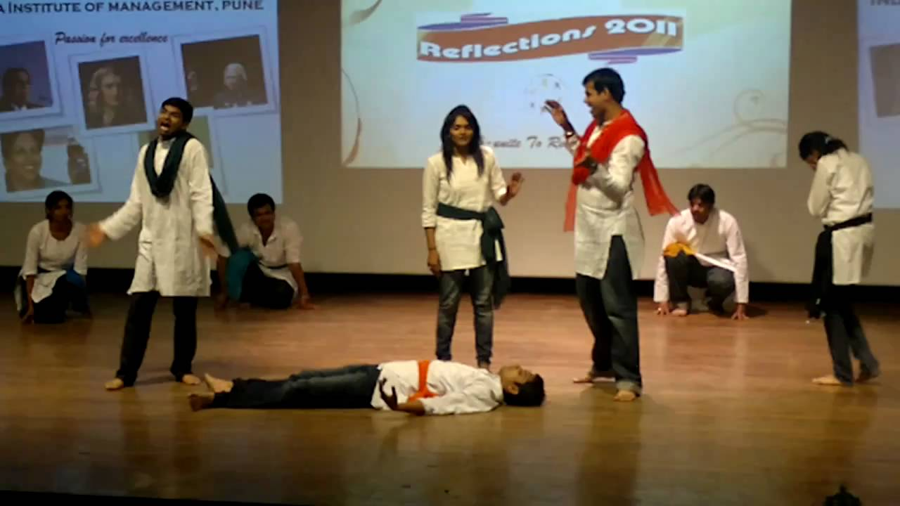 IIMP award winning street play 2011'