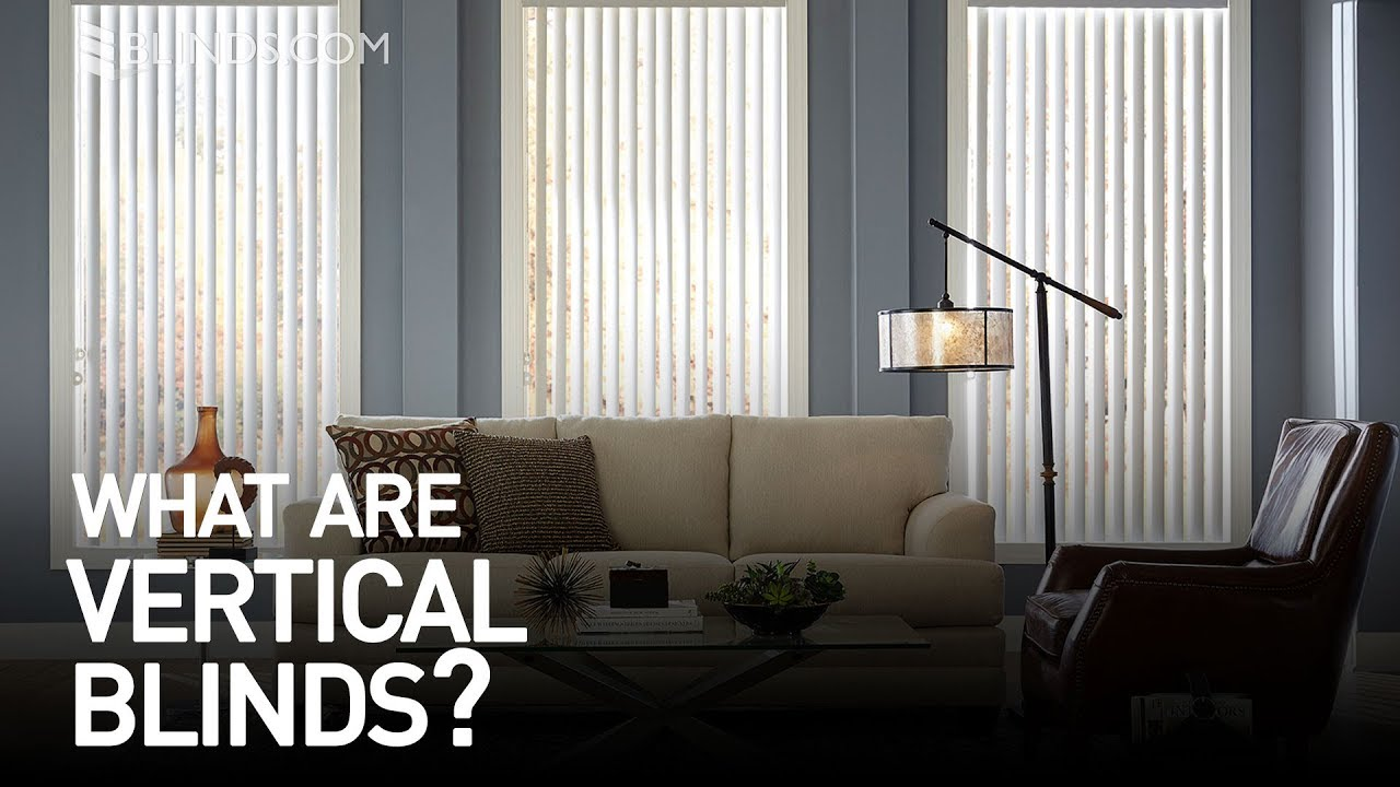 Custom Vertical Blinds Window Treatment Ideas Youtube