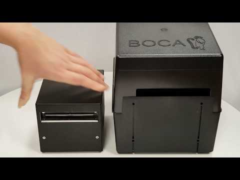 Lemur-X - Our smallest thermal desktop printer - BOCA Printers