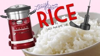 KitchenAid cook processor ARTISAN - How to Cook Rice like THERMOMIX TM5