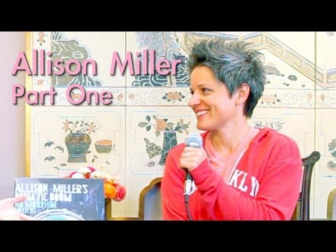 Allison Miller Interview (Part 1 of 2) | Wild Women of Song