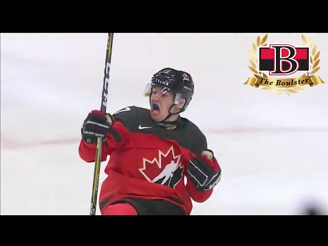 Top 10 Team Canada Goals In Recent History