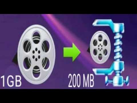 [Hindi/Urdu] How To Compress Video File Very Easily Using Your Android Smartphone .