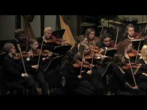 Mozart: Magic Flute (Zauberflöte) Overture - Tito Muñoz/St. Olaf Orchestra