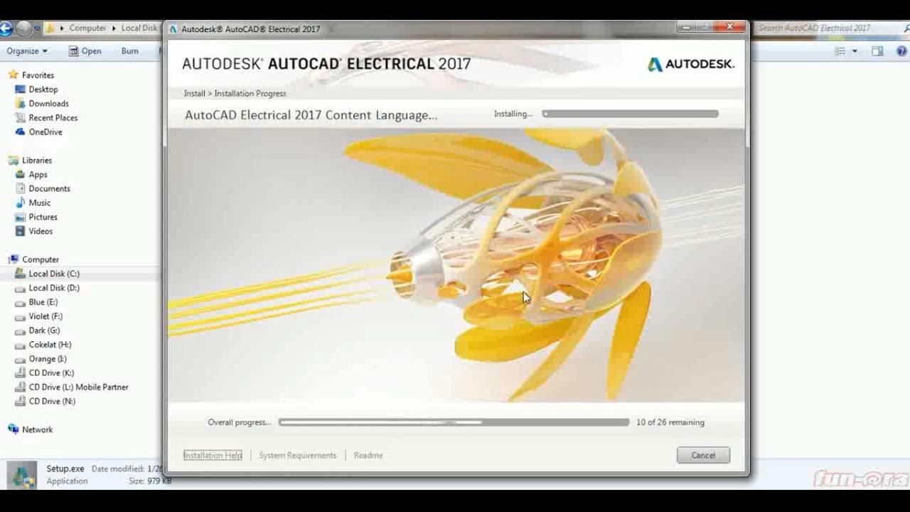 Autodesk autocad electrical 2018 [32-64bit] keygen by.