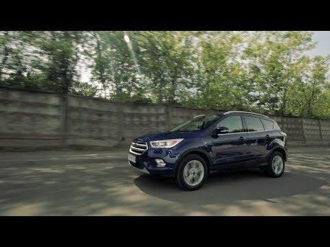 Фото к видео: Ford Kuga.Тест-драйв.Anton Avtoman.