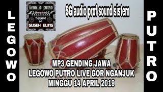Legowo Putro | Mp3 Gending Jawa | Live Gor Nganjuk 14 april 2019