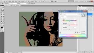 How to Create Pop Art Effect in Photoshop