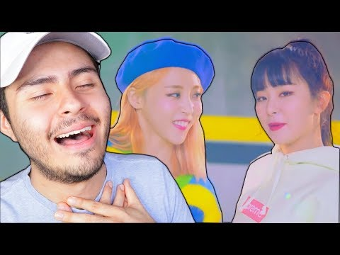 Download Moon Byul - SELFISH Feat. SEULGI슬기 Of Red Velvet MV KPOP REACTION Mp4 baru