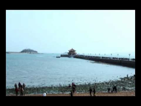 Learn Chinese with Bruce - Travel in Chinese S2E01- Zhanqiao Pier. [Travel in Qingdao]
