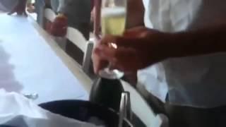 Nammos Restaurant in Mykonos. Ресторан Nammos на Миконосе. 2