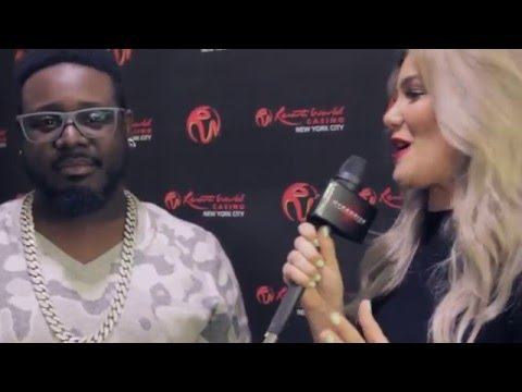 "T Pain "" Awkward "" Interview  - Tori Deal"