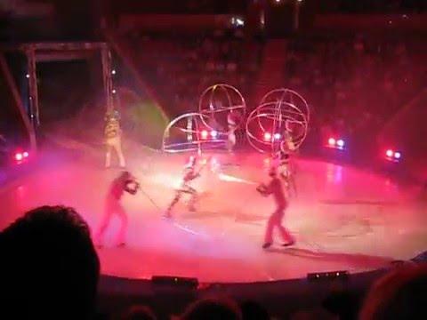 Снежная королева. Цирк на проспекте Вернадского
