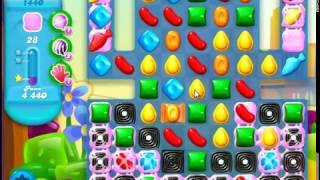 Candy Crush Saga SODA Level 1440 CE