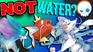 EVERY Water Type Pokemon EXPLAINED! | Gnoggin