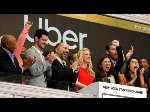 At $82 Billion, Uber's Market Debut To Be The Biggest In Five Years