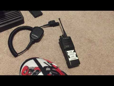 My UHF Motorola Ht1000's