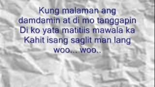 Paano na kaya - Bugoy Drilon (with lyrics )