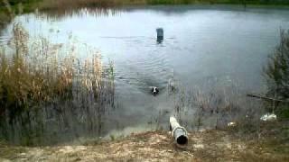 Riporto dall'acqua