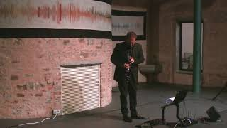 TWO IS BETTER THAN ONE | clarinet & live electronics | Anton Dressler